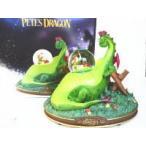 ピートとドラゴン エリオット オルゴール付き スノーグローブ スノードーム ストア版 ディズニー