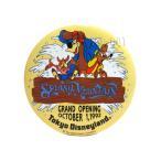 TDL スプラッシュマウンテン 1992年 オープン記念 キャスト限定 缶バッジ 缶バッチ ディズニー