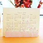 Yahoo! Yahoo!ショッピング(ヤフー ショッピング)カレンダーオプション/結婚式 招待状
