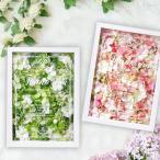 \お花いっぱい/フラワー感謝ボード インペリアル ホワイトフレーム/結婚式
