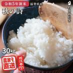 【予約商品】新米 秋の詩  30kg 令和2年産 白米 玄米 特別栽培米【10月中旬頃入荷予定】