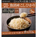 玄米 コシヒカリ 5kg 魚沼産 米 お米 コシヒカリ 令和2年産 送料無料 新潟県産 ミシュラン店様御用達 タイムセール 10kgあり