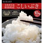 新米 米 お米 新潟産こしいぶき 10kg プレミアム新潟米 単一米 令和2年産 白米 送料無料  (10kg×1袋)
