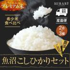 米 お米 魚沼産コシヒカリ お試し 産地限定 900g 2合3種 ポイントアップ プレミアム米 産地限定 選べる 白米 玄米 産地直送 有機米 無農薬米