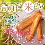 【20本で送料無料】米粉100%のもっちりフィナンシェ プレーン【単品】
