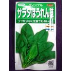 ★種子★ サラダほうれん草 ディンプル V サカタのタネ 18.05 (ゆうパケット便可能)