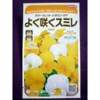 ★種子★ よく咲くスミレ カラーパレット ビタミン・ラテ サカタのタネ 16.05 (ゆうパケット便可能)