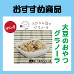 大豆のおやつグラノーラ りんご 55g