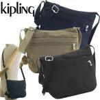 キプリング kipling バッグ ショルダーバッグ レディース 斜めがけ 軽い 旅行 ブラック ベージュ ネイビー ブランド K19911