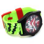 ネフ NEFF WATCH ウォッチ 時計 腕時計 メンズ レディース ストリー ブラック グリーン セール 0208