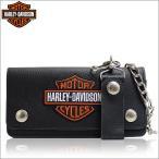 ショッピングハーレーダビッドソン ハーレーダビッドソン ハーレー Harley-Davidson 長財布 ロングウォレット ロゴ ウォレットチェーン 4317 セール 2016 秋冬 新作