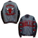 nb-jk005 NBA  リバーシブルジャケット CHICAGO BULLS