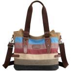 Remelon トートバッグ キャンバス レディース キャンバストート 旅行バッグ 大容量 マザーズバッグ ショルダーバッグ キャンバスバッグ 斜めか