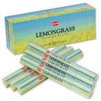 インドお香 スティックタイプ レモングラス LEMONGRASS 【ゆうパケット不可】 サンキ/sanki