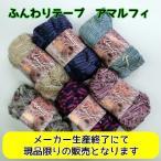 毛糸 テープヤーン ふんわりテープ アマルフィ 新色 【ゆうパケット不可】 サンキ/sanki