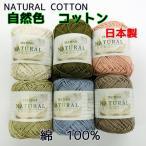 自然色 コットン 夏糸/レース糸 【ゆうパケット不可】 サンキ/sanki