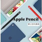 Apple Pencilケース APPLE PENCIL 第2世代専用 iPad Pro 第2世代に対応 カバー シリコン アップルペンシル 新型iPad iPad Apple Pencil 送料無料 代引不可