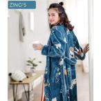 ネグリジェ  ふわもこパジャマ  冬  ルームウェア レディース 部屋着 長袖 着る毛布  ワンピース  女 A2241