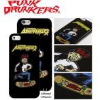 PUNK DRUNKERS (パンクドランカーズ) 般若スケボー iPhone ケース カバー TREST(トレスト)  iPhone5 /5S iPhone6