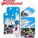 PUNK DRUNKERS(パンクドランカーズ) キモ悪ロゴ iPhone ケース カバー TREST(トレスト)  iPhone5 /5S iPhone6