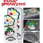 PUNK DRUNKERS(パンクドランカーズ) エコちゃん iPhone ケース カバー TREST(トレスト)  iPhone5 /5S iPhone6