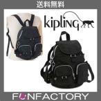 kipling バッグ キプリング リュック サック BASIC FIREFLY ミニリュック 13108 BLACK 900