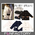 ベアフットドリームス Barefoot Dreams CozyChic Toddler Cardigan 533