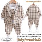 ショッピング子供服 子供服 女 上下セットアップ ブラウス オーバーオール キッズ服 フォーマル 女の子 衣装 R038