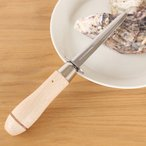 オイスターナイフ 大 牡蠣ナイフ 志津刃物日本製 牡蠣の殻むきナイフ