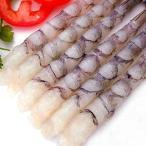Shrimp - (海老 えび エビ)伸ばしむきエビ(バナメイ種13cm・21/25・20尾)冷凍食品 食品 業務用 家庭用