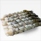 (海老 えび エビ)伸ばしむきエビ(ブラックタイガー種13cm・21/25・20尾) 冷凍食品 食品 業務用 家庭用