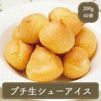プチ生シューアイス・シュークリーム (約5g×40個)