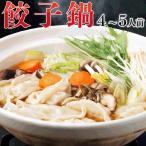 鍋セット 味が選べる餃子鍋セット(4〜5人前) 送料無料