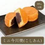 今川焼 ミニ (40g×10個) 業務用 家庭用 今川焼き 大判焼 回転焼