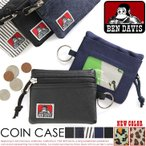 ショッピングコインケース BEN DAVIS ベンデイビス コインケース 小銭入れ メンズ COIN CASE ベンデイヴィス 通勤 通学 パスケース 小物入れ