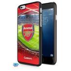 【20%OFF】アーセナル オフィシャル iPhone6 ハードケース(3D)【サッカー モバイル スマートフォン アクセサリー スマホケース】
