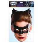 (ダークナイト/バットマン)キャットウーマン パーティーマスク(アン・ハサウェイ)(公式グッズ)(WBVAT01)