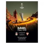 【50%OFF】2016 UEFAヨーロッパリーグ FINAL オフィシャル プログラム リバプール vs セビージャ【サッカー サポーター グッズ】