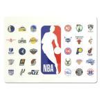 NBA オフィシャル 下敷き(全チームロゴ)【NBA バスケットボール グッズ 雑貨】NBA32013
