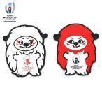 ラグビーワールドカップ2019 8482 日本大会 日本大会公式マスコット REN-G レンジー ラバーマグネット