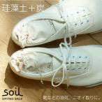 soil ドライングサック(珪藻土 消臭 乾燥剤 吸湿剤 けいそうど ソイル 調湿剤 靴)