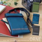 ORNE オルネ トラベル オーガナイザー(旅行 カジュアル ポーチ バッグ パスポート 撥水性)