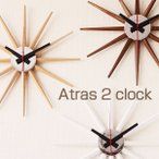 Atras2・アトラス2(クロック 掛け時計 掛時計 アートワークスタジオ artworkstudio)
