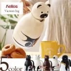 helios・ヘリオス Vacuum Jug(魔法瓶 ポット キャット ベアー ペンギン)