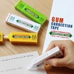 GUM CORRECTION TAPE