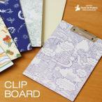 CLIP BOARD・クリップボード バインダー(用箋挟み ハワイアン ウォールデコレーション)