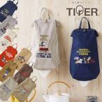 TIRER・ティレール スヌーピー レジ袋ストッカー(ポリ袋 収納 ゴミ袋入れ)