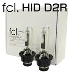 fcl hid フィット [GE6-9] H18.10〜H25.8 fcl. HIDバルブ D2R HID D2R 純正 交換用 HIDバルブ 6000K 8000K