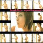【中古CD】浜崎あゆみ『Boys&Girls』