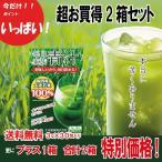 徳用 青汁 国産 大麦若葉100% お試し 苦くない 人気ランキング 常連 美味しい青汁 2箱セット 送料無料